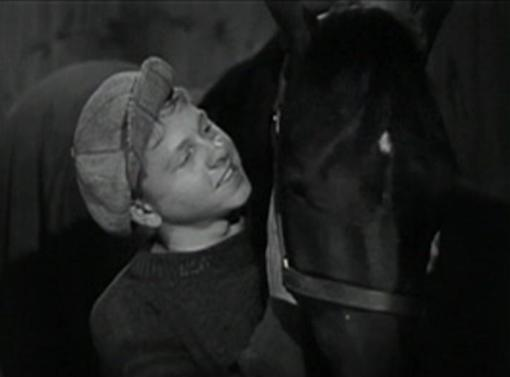"Mickey Rooney in ""Stablemates"""